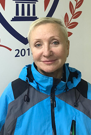 Дмитриева Людмила Ивановна - Тренер по фигурному катанию на коньках, КМС
