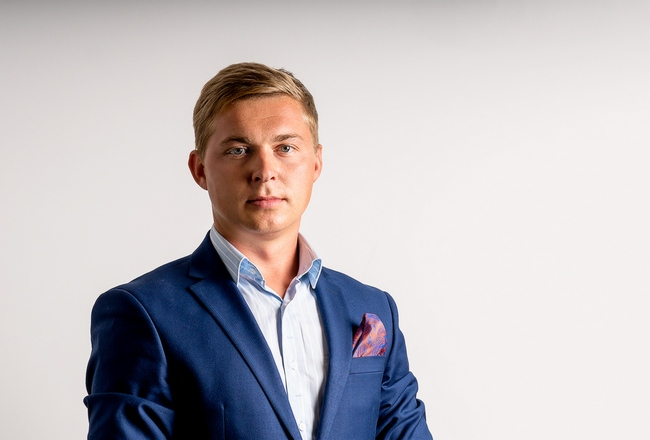 Сергей Стукалов - руководитель спортивного комплекса ОЛИМП в Михайловске